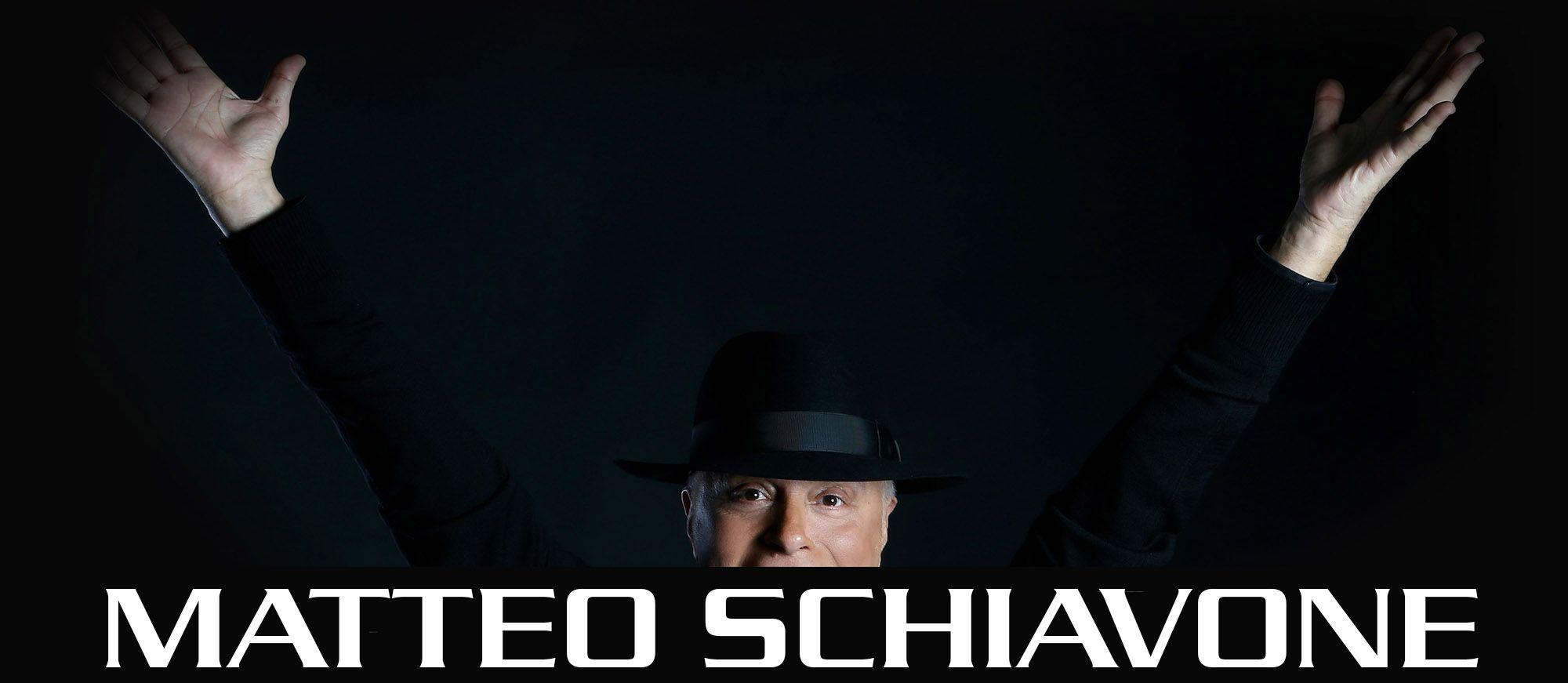 Matteo schiavone cantante lirico salernitano, sito web ufficiale immagine profilo